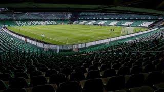El placer de volver a gritar en un estadio, los hinchas vuelven a presenciar los partidos de fútbol