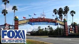 EURO DISNEY Disney presents reopening plan for Orlando theme parks