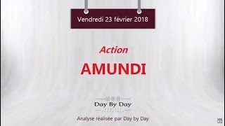 AMUNDI AMUNDI : le titre reste sous pression