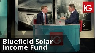 BLUEFIELD SOLAR INCOME FUND LTD. NPV Bluefield Solar Income Fund | IG Investments