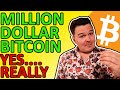$1,000,000 BITCOIN PRICE PREDICTION!!! Yes, I'm Serious, Crazy Bullish Crypto News