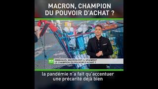 Emmanuel Macron est-il vraiment le champion du pouvoir d'achat ?