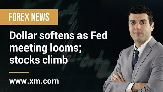 Forex News: 18/03/2019 - Dollar softens as Fed meeting looms; stocks climb