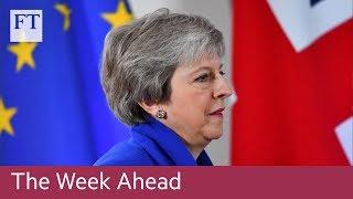 INDITEX Brexit deal vote, ECB meeting, Inditex results