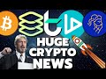 John McAfee SUED by SEC!! Crypto Updates: FUSE Network, Plutus DEX, TomoChain + TOMOE, VIDT, Kucoin