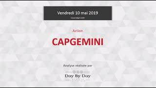 CAPGEMINI Action CapGemini : sur un soutien important - Flash Analyse IG 10.05.2019