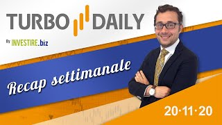 GOLD - USD Recap Settimanale Turbo Daily 20.11.2020 - Long Gold