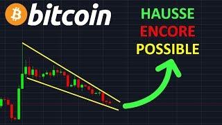 BITCOIN BITCOIN LA HAUSSE EST ENCORE POSSIBLE !? btc analyse technique crypto monnaie