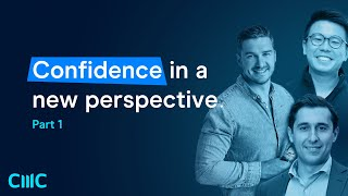 AMP LIMITED Confidence in a new perspective with Tim Fung, Drew Bilbe & Oleg Vornik   Series 3, Ep 7 Pt1