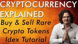 IDEX Membership Buy & Sell Tokens on Decentralized Exchange - IDEX Tutorial - Cryptocurrency Explained - Free Course