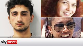 BREAKING: Danyal Hussein jailed for 35 years for murder of Bibaa Henry and Nicole Smallman