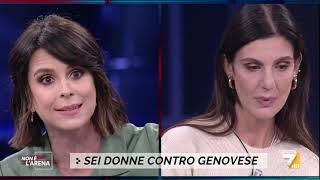 """Caso Genovese, scontro dott.ssa Andreoli-Loisi: """"Non ricordare è tipico"""", """"Poi si svegliano e ..."""