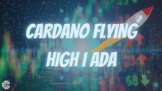 CARDANO CARDANO FLYING HIGH I ADA #crypto #altcoins #bullrun #4ctrading