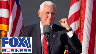 Pence hosts a 'Make America Great Again!' event in Tallahassee