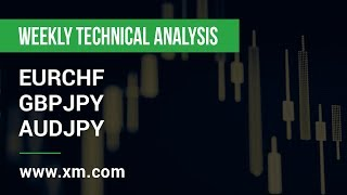 AUD/JPY Weekly Technical Analysis: 13/05/2019 - EURCHF, GBPJPY, AUDJPY
