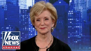 Linda Linda McMahon defends Trump's economic agenda, record