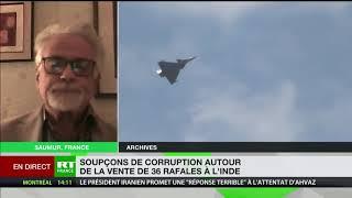 «Un peu suspect» : Michel Raimbaud sur la défense de Hollande dans l'affaire des Rafale