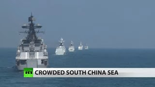 AMP LIMITED (FULL SHOW): India & Germany sends warships to troubled South China Sea