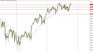 FTSE 100 FTSE 100 Technical Analysis for the week of October 23, 2017 by FXEmpire.com