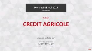 CREDIT AGRICOLE Action Crédit Agricole : Dans un rectangle - Flash analyse IG 08.05.2019
