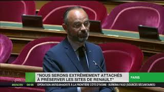 RENAULT La CGT s'oppose à la fermeture de quatre usines Renault en France