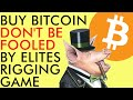 BUY BITCOIN!!! DON'T BE FOOLED BY ELITES RIGGING THE GAME!!! COINBASE IPO | CRYPTO NEWS 2020