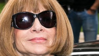 Why Anna Wintour Believes Pandemic Will Hit Fast Fashion Hard