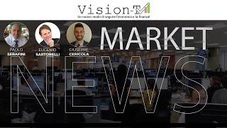 Market News del 24 Maggio 2021 con Paolo Serafini, Giuseppe Cericola e Paolo Nardovino