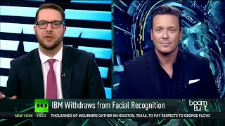 INTL. BUSINESS MACHINES IBM Drops out of Facial Recognition Technology