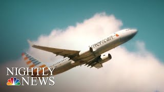 AMERICAN AIRLINES GROUP INC. Mechanic Tampered With American Airlines Plane Before Flight, Feds Say | NBC Nightly News