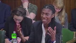 LIVE: MPs on the DCMS committee question Ofcom