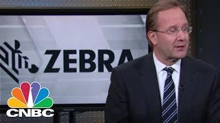 ZEBRA TECHNOLOGIES Zebra Technologies CEO: Strong Growth Verticals | Mad Money | CNBC