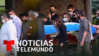 Las autoridades argentinas investigan las circunstancias de la muerte de Diego Armando Maradona