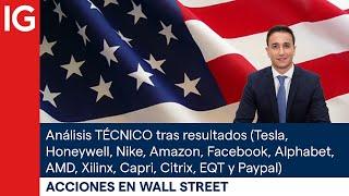 FACEBOOK INC. 🔴 Análisis ACCIONES de Wall Street tras RESULTADOS TESLA, Facebook, AMAZON, Google, AMD y + 👌