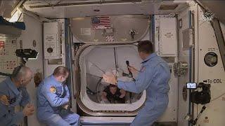 SpaceX : les astronautes ont rejoint l'ISS