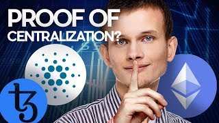 Ethereum Will Proof of Stake Lead To MASSIVE Centralization!? Ethereum, Tezos & Cardano