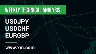 EUR/GBP Weekly Technical Analysis: 02/04/2019 - USDJPY, USDCHF, EURGBP