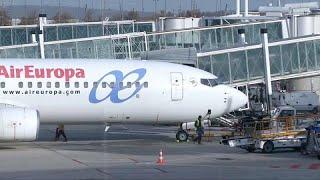 INT.AIRL.GRP IAG übernimmt spanische Air Europa
