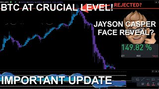 AMP TIME SENSITIVE BTC UPDATE!   MY TRADES & PLAN   FACE REVEAL