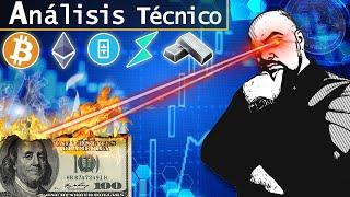 BITCOIN ¡BITCOIN SE DISPARA SOBRE LOS 60 MIL DÓLARES ANÁLISIS TÉCNICO EP13- $100 MIL A LA VISTA!