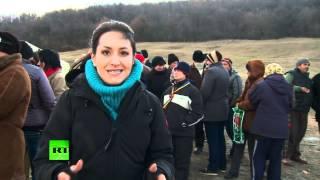 CHEVRON CORP. Опасный метод: корпорация Chevron угрожает румынской деревне