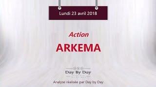 ARKEMA Action Arkema : nouveau plus haut historique - Flash Analyse IG 23.04.2018