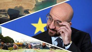 """""""Breves de Bruxelas"""": Cimeira debate clima e orçamento"""