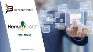 "AMAZON.COM INC. ""Buzz on the Street"" Show: HempFusion Wellness Inc. (TSX: CBD.U) Launches Amazon Store"