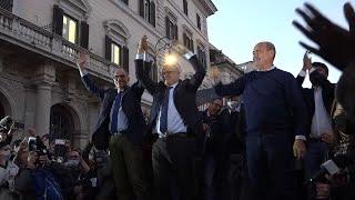 GANA El centroizquierda gana en Roma y Turín y apuntala su victoria contra Salvini