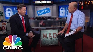 PALO ALTO NETWORKS INC. Palo Alto Networks CEO: Automating Hack Prevention | Mad Money | CNBC