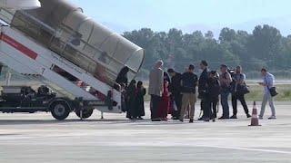 L'Albanie rapatrie de Syrie 5 femmes et 14 enfants de jihadistes