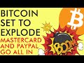 WOW!!! BITCOIN READY TO EXPLODE AS MASTERCARD & PAYPAL GO ALL IN!!! Crypto News 2020