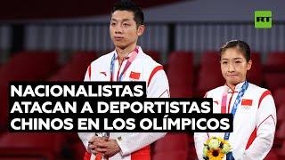 GOLD - USD Nacionalistas chinos critican a los deportistas que no ganan medalla de oro