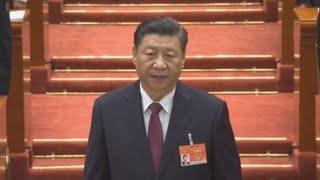 China marca como objetivo un crecimiento por encima del 6 % para 2021